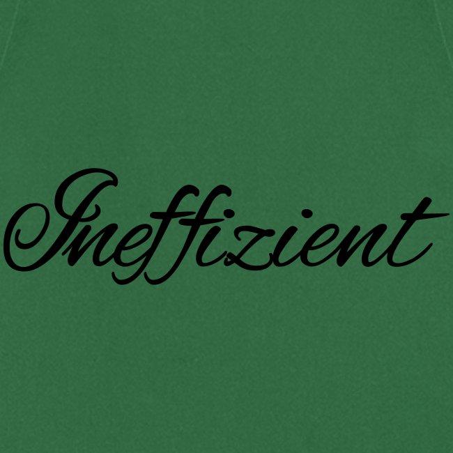 Ineffizient - Seven of Nine Spruch