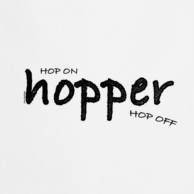 MuchoHop Hop On/Off (black)