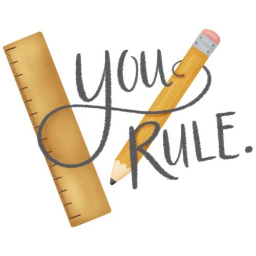 You rule! - Förkläde