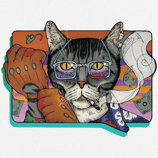 Crime Cat
