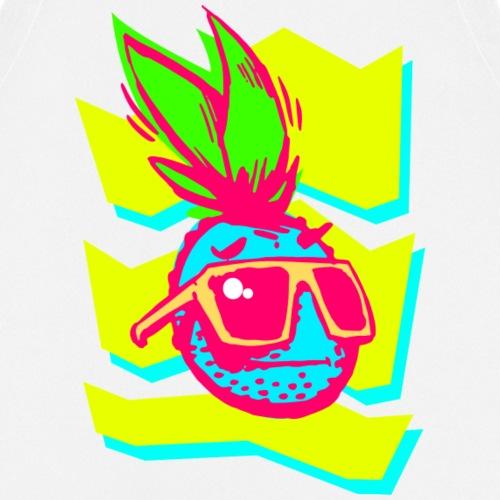 Ananas Sommer Design - Kochschürze