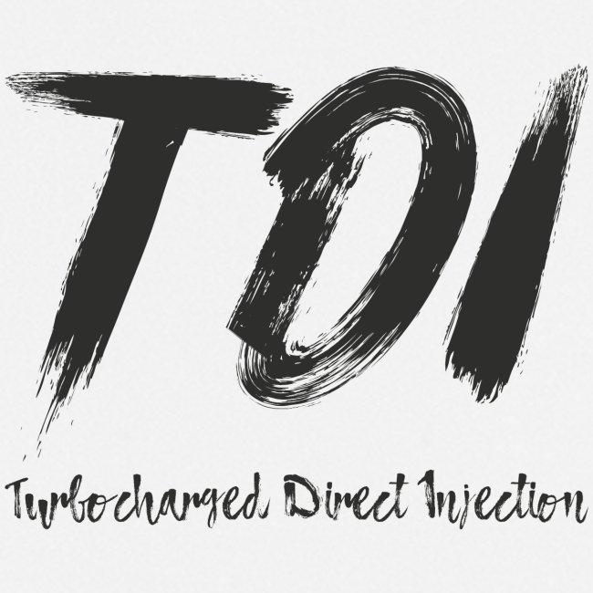 TDI Turbocharged Direct Injektion Shirt Geschenk