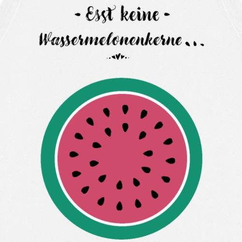 Umstandsmode - Esst keine Wassermelonenkerne - Kochschürze
