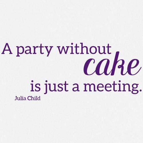 Cake Party - Kochschürze
