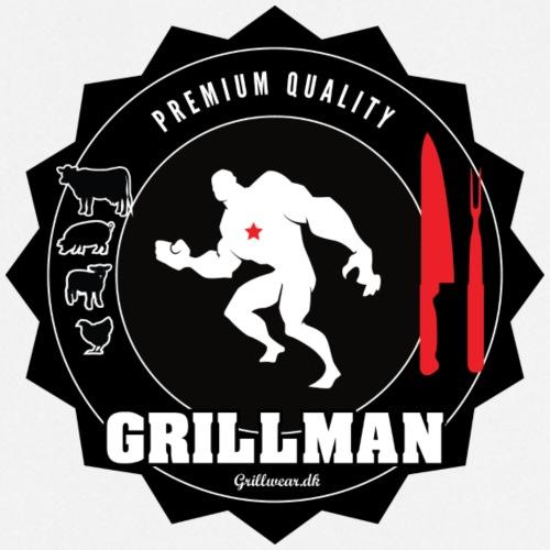 GRILLMAN - Forklæde
