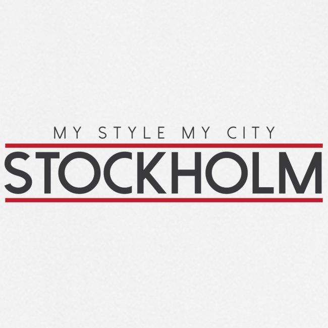 MY STYLE MY CITY STOCKHOLM