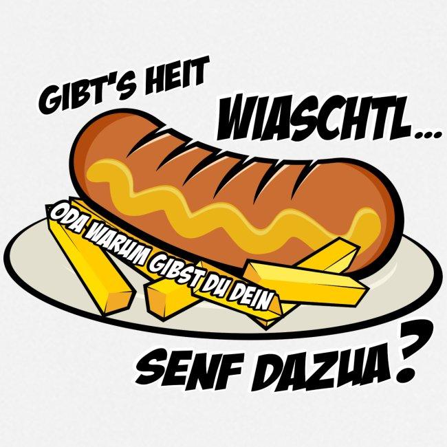 Vorschau: Wiaschtl mit Senf - Kochschürze
