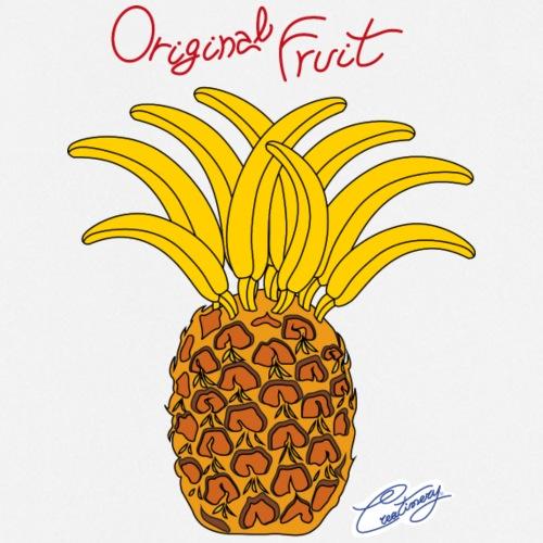 Ban-Anas, frutta inusuale banane ed ananas