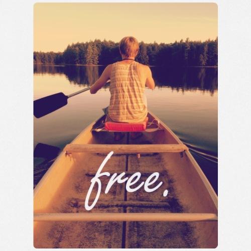 Stoffbeutel Free.   Travel360Tees - Kochschürze