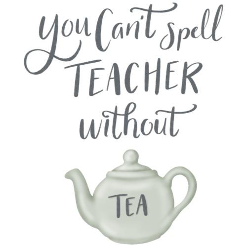 Tea teacher - Förkläde