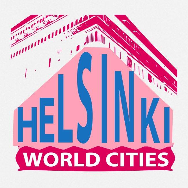 Helsinki2 pink blue