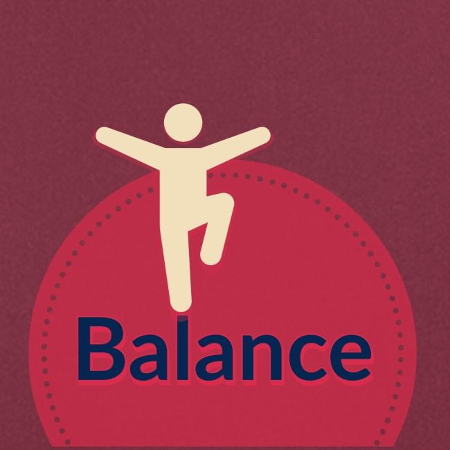 Balance red