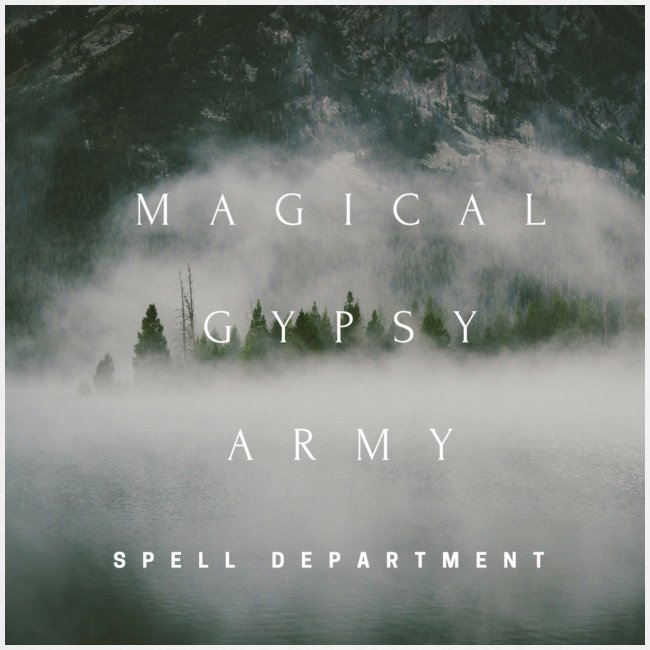 MAGICAL GYPSY ARMY SPELL