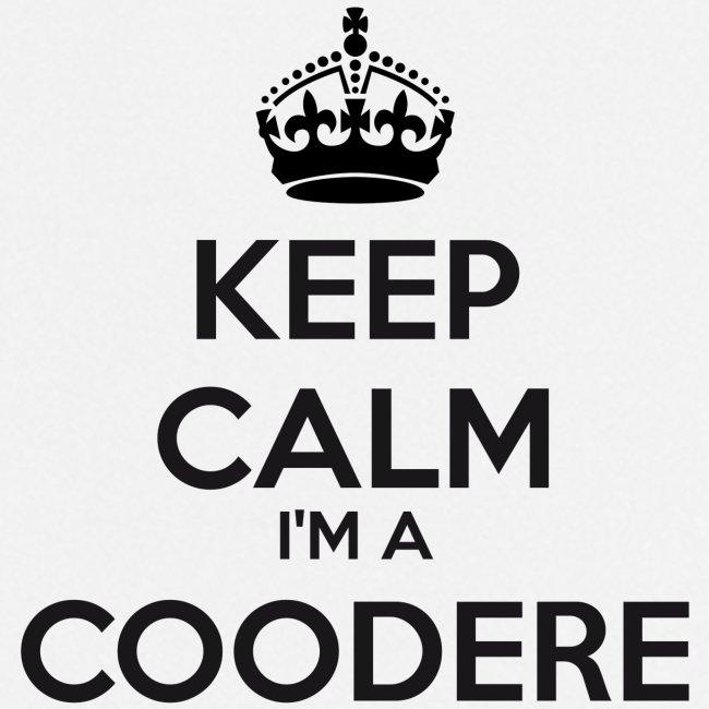 Coodere keep calm