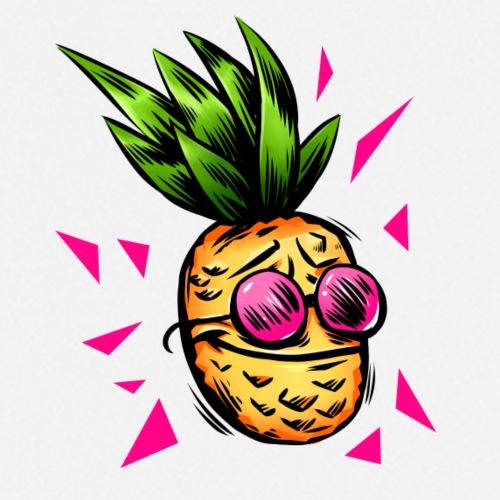 Party Ananas mit Sonnenbrille - Kochschürze