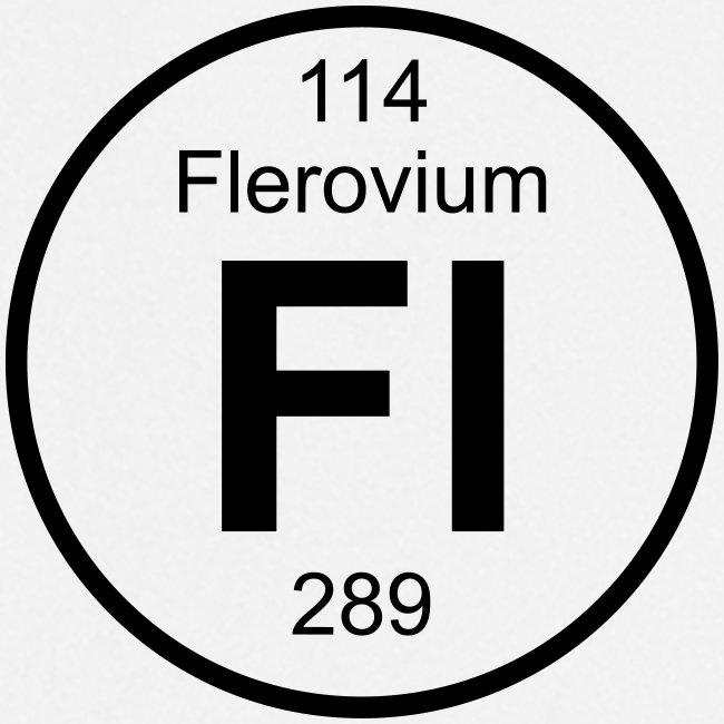 Flerovium (Fl) (element 114)