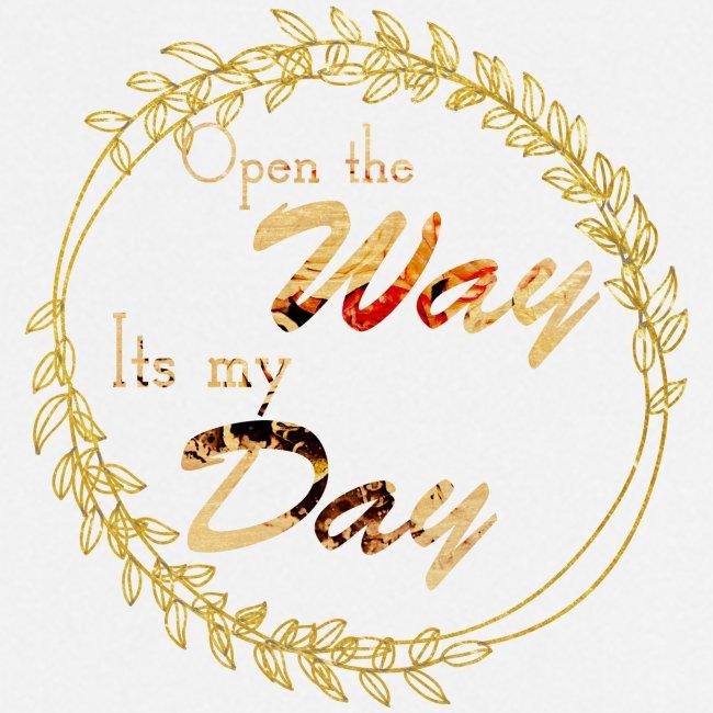 """its my day """"weddingcontest"""""""