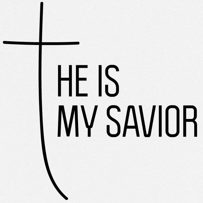 HE IS MY SAVIOR