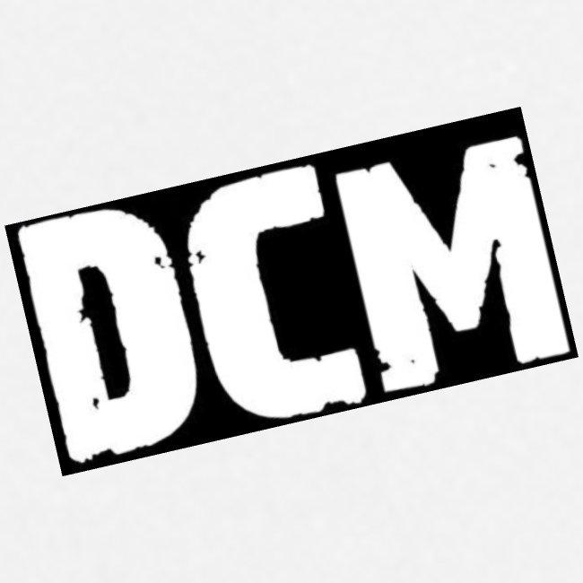 DeChallengeMatties (DCM) kledinglogo