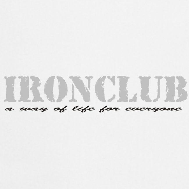 IRONCLUB - a way of life for everyone