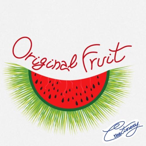 Anguric, frutta inusuale anguria e riccio