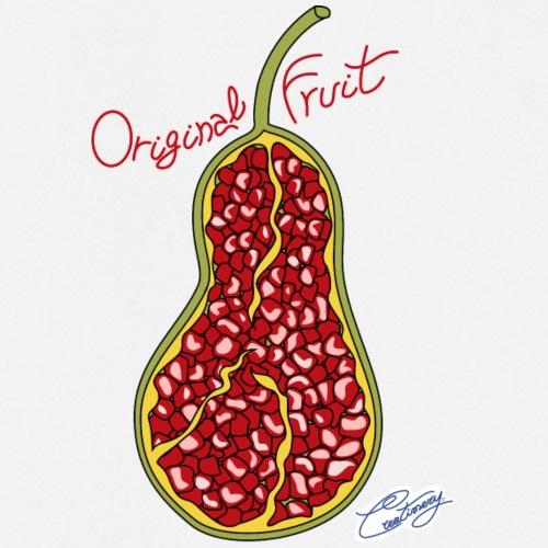 Peragrana, frutta inusuale pera e melagrana