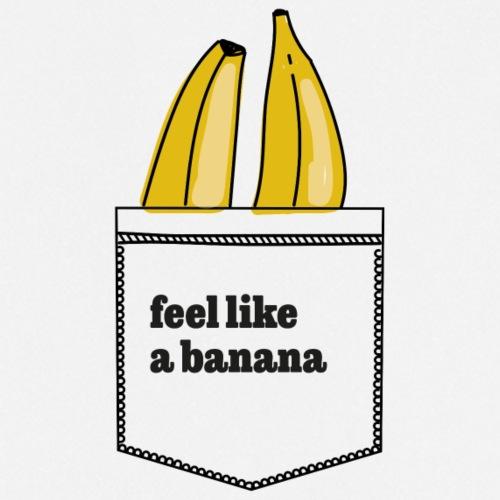 banana in my pocket - Kochschürze