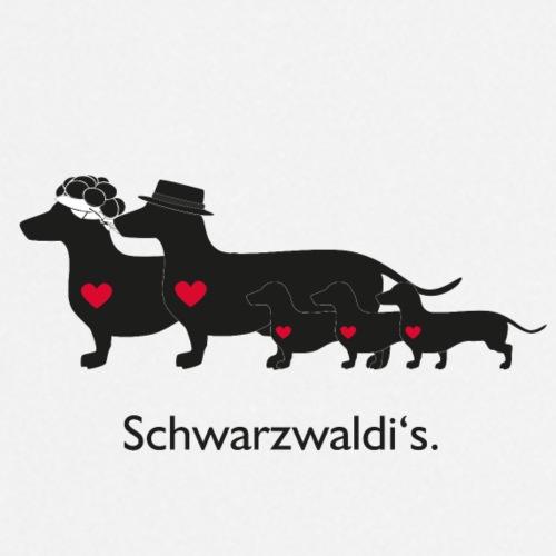 Familie Schwarzwaldi