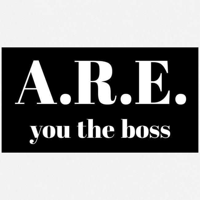 AREyou the boss
