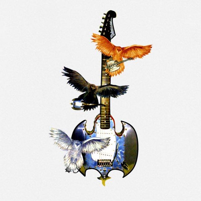 """fliegende Gitarre"""