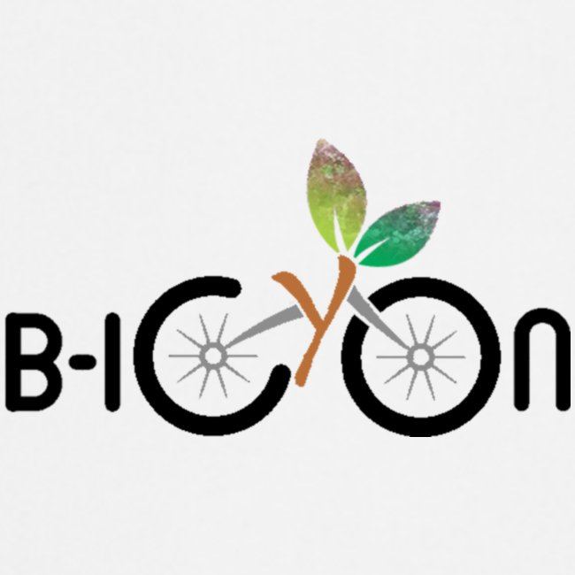 B-Icon Logo (Light Colored Items)