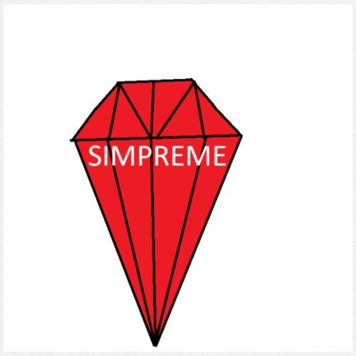 SimpremeGOLD - Förkläde