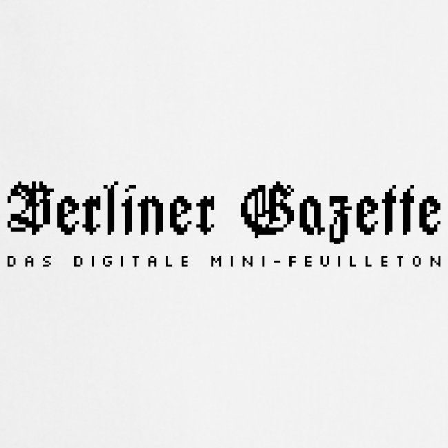 Berliner Gazette by TM f