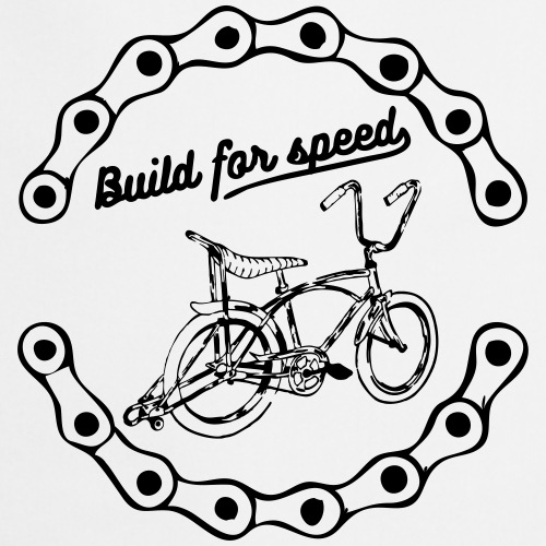 build for speed - Tablier de cuisine