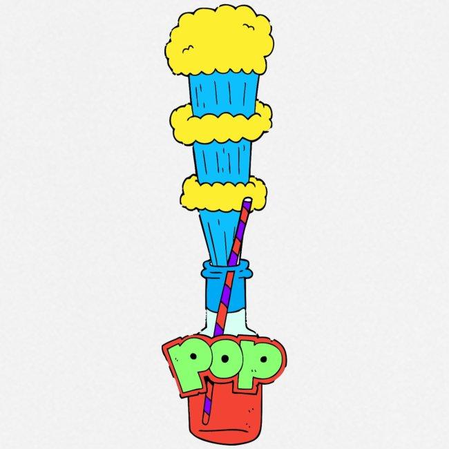 Flaschen Pop