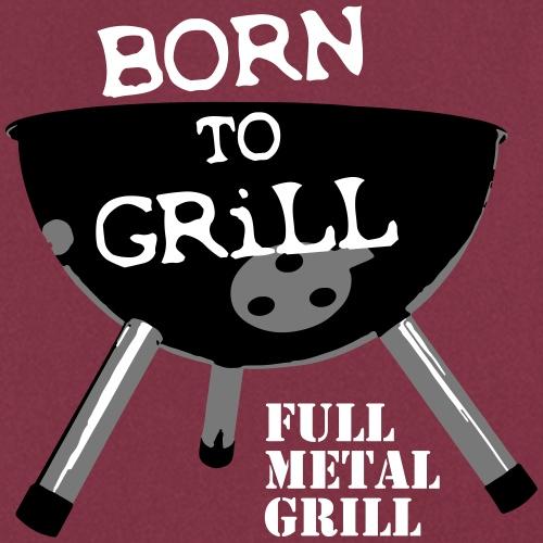 Born to Grill - Kochschürze