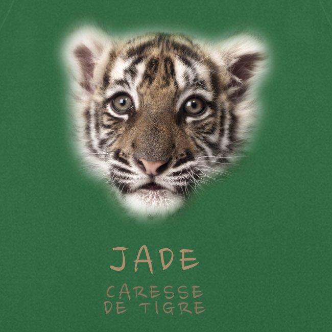 Jade bébé portrait