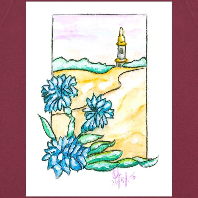 Landschaftsblume