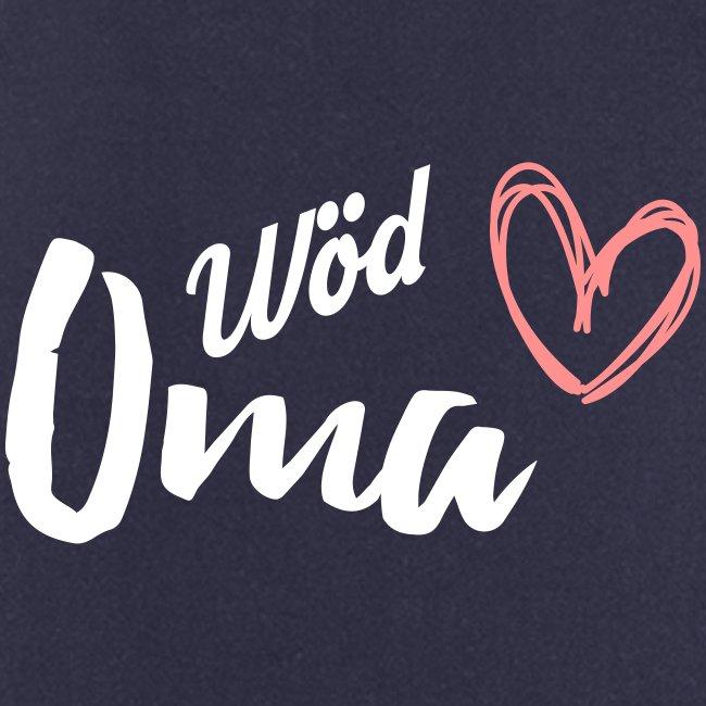 Vorschau: Wöd Oma - Kochschürze