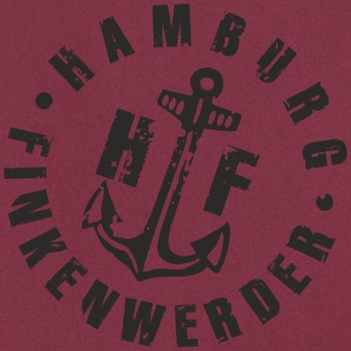 HF Hamburg Finkenwerder schwarz
