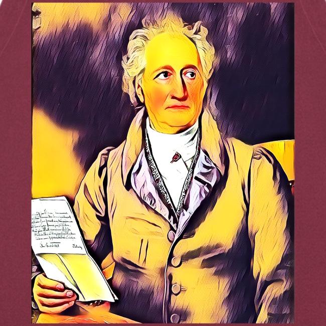 Goethe Popart 2.0. Edition #7