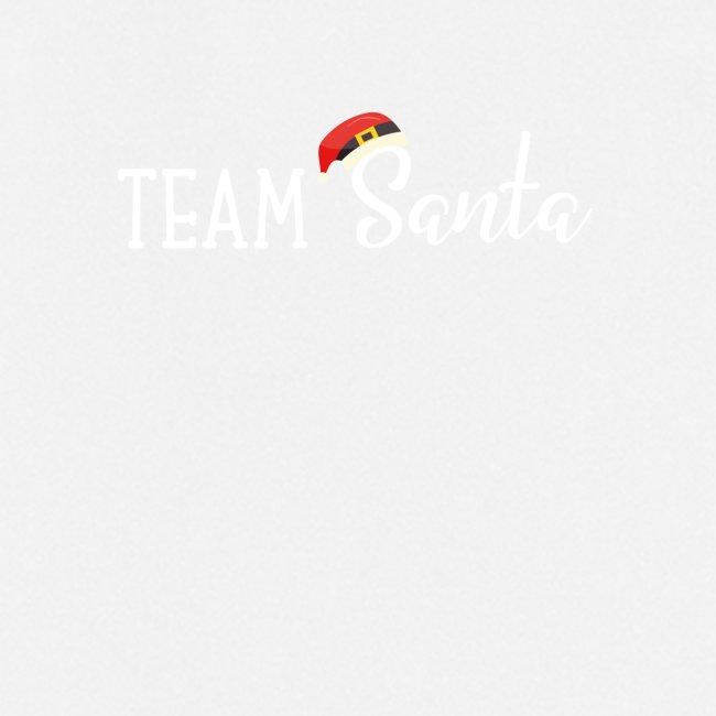 Team Santa Outfit für Familien Weihnachtsoutfit