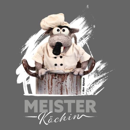 Rolf Rüdiger Meisterkoechin - Kochschürze