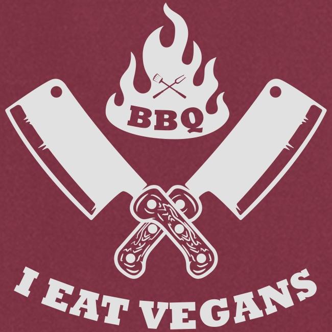 BBQ je mange végétaliens