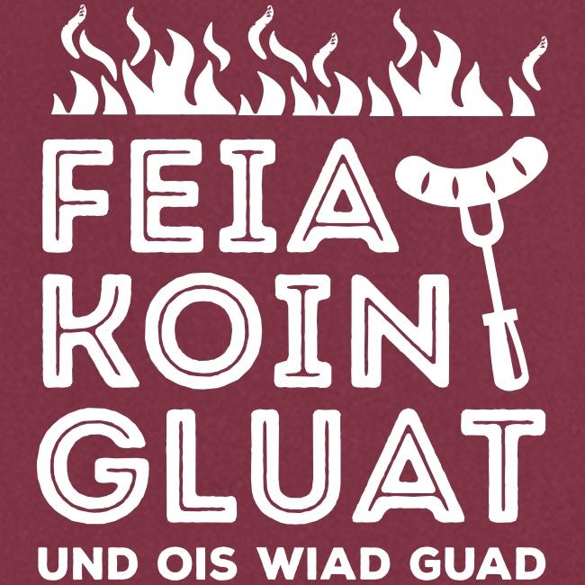 Vorschau: Feie Koin und Gluat - Kochschürze