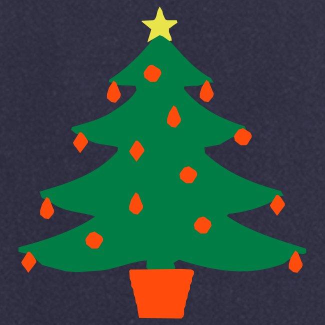 Christmas Tree Cooking Apron