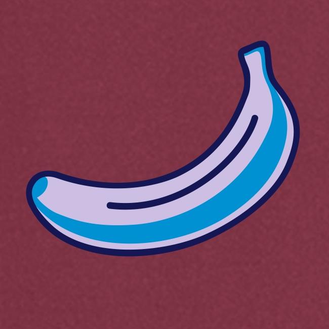 Banane Obst Frucht Graffiti Vintage Affe Monkey