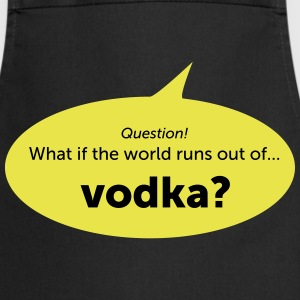 Vodka - Cooking Apron