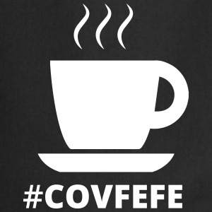 #covfefe - Cooking Apron
