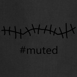 Muted - Tablier de cuisine